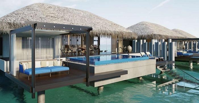 en lüks maldiv otelleri