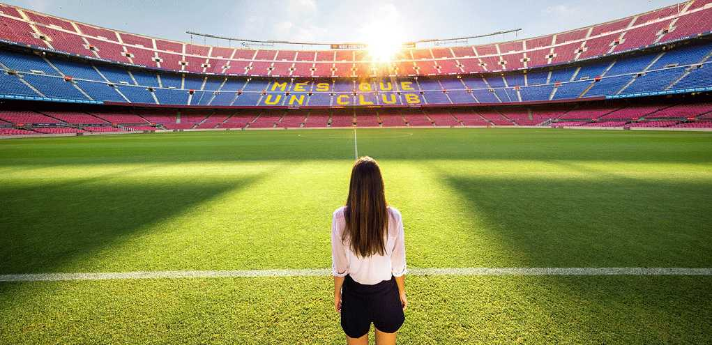 Visitar Estadio Nou Camp