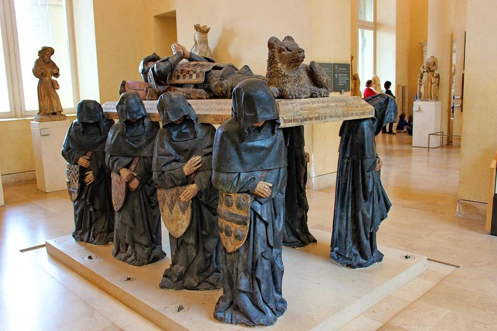 museo del louvre, esculturas interesantes