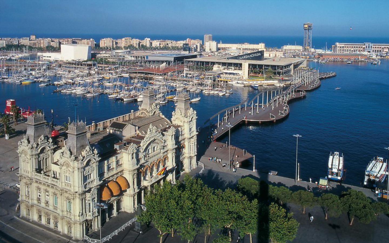 port vell eski liman