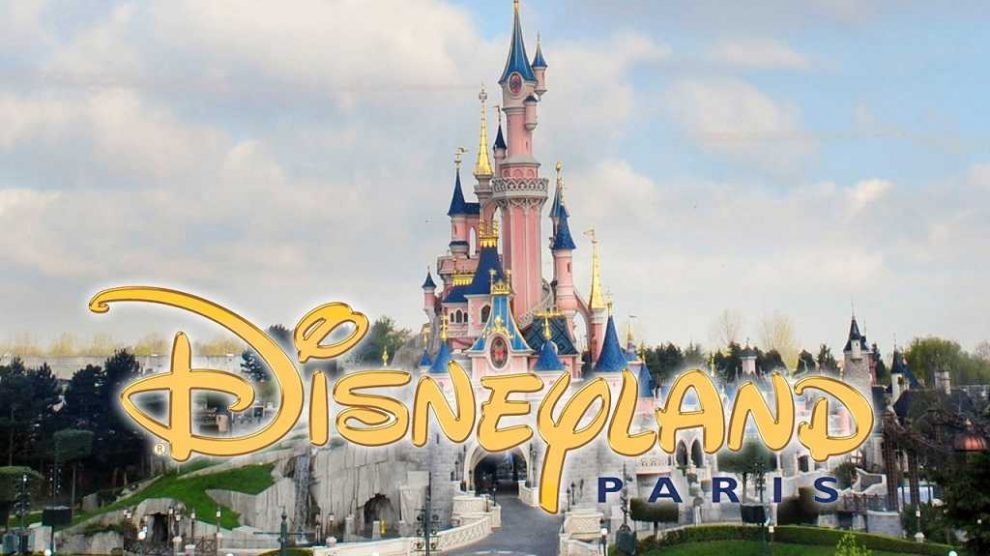 paris disneyland
