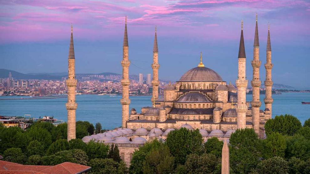 Excursiones A Pie En Casco Antiguo de Estambul