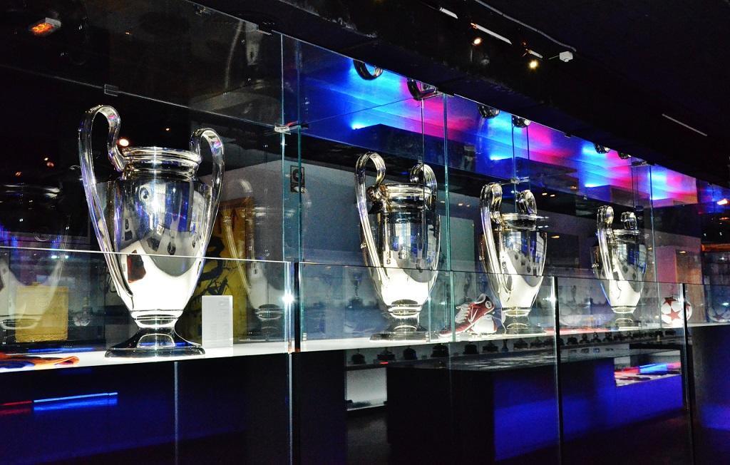 FC Barcelona Müzesi, Kupalar, maç bileti online bilet satış