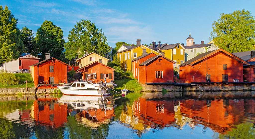 Helsinki Türkçe Rehber, Porvoo