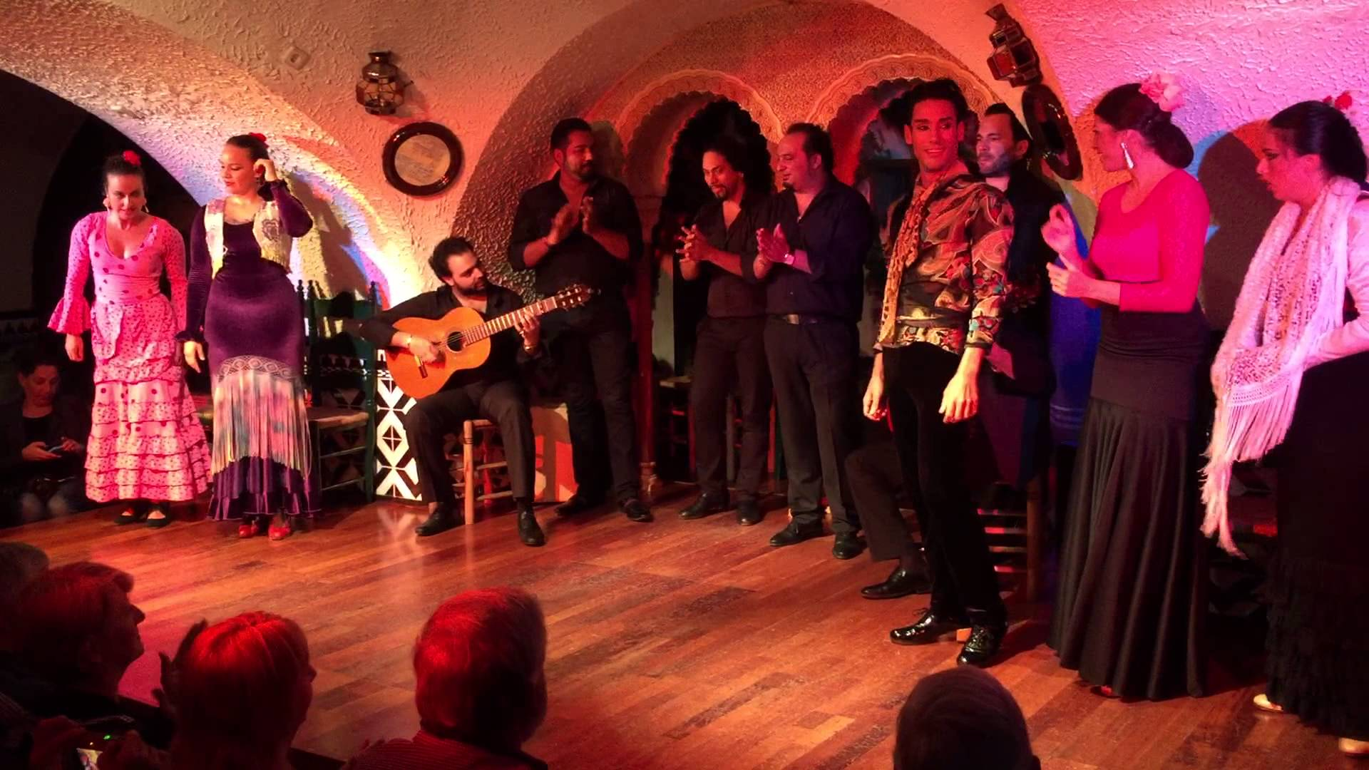 barcelona Flamenco Gösterisi