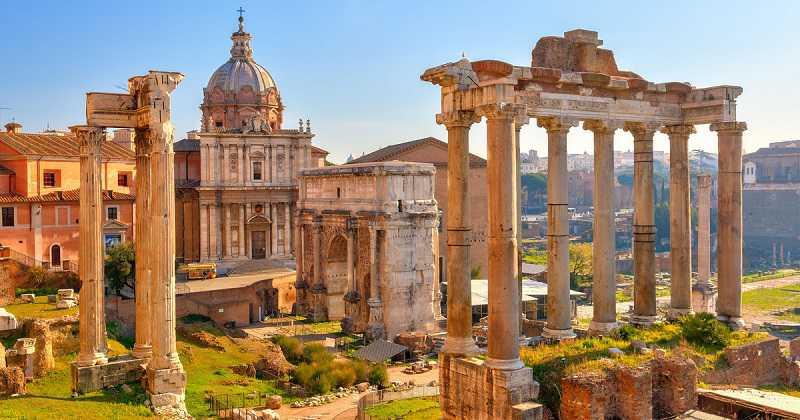 forum romanum eintritts