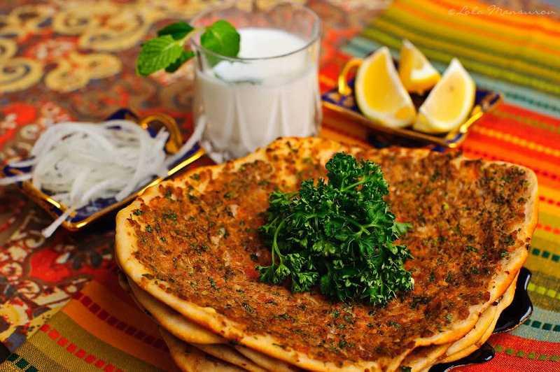 gastronomische tour Azië kant van Istanbul