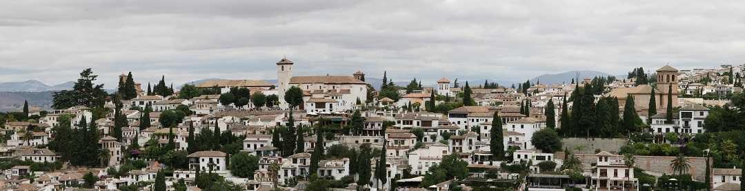 Granada Müslüman Mahallesi
