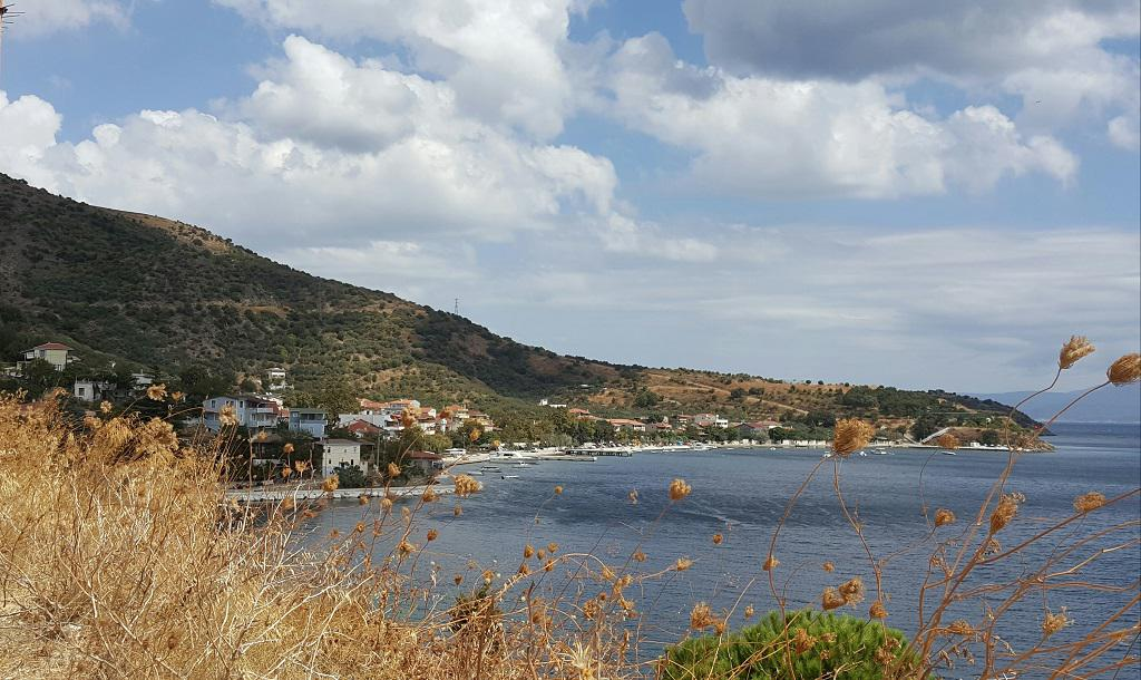 gundogdu village, marmara island
