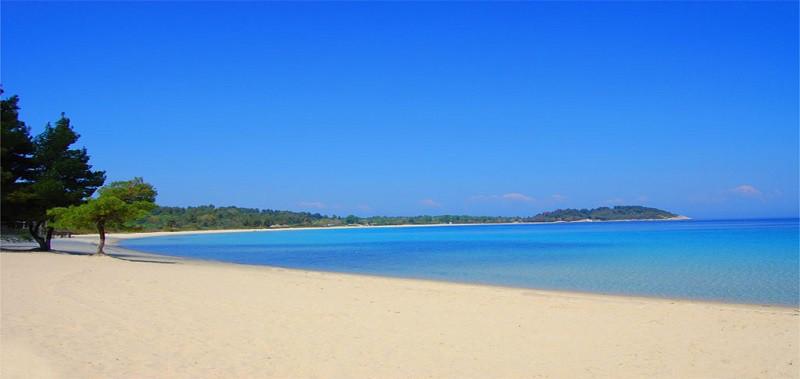 halkidiki en güzel plaj hangisi
