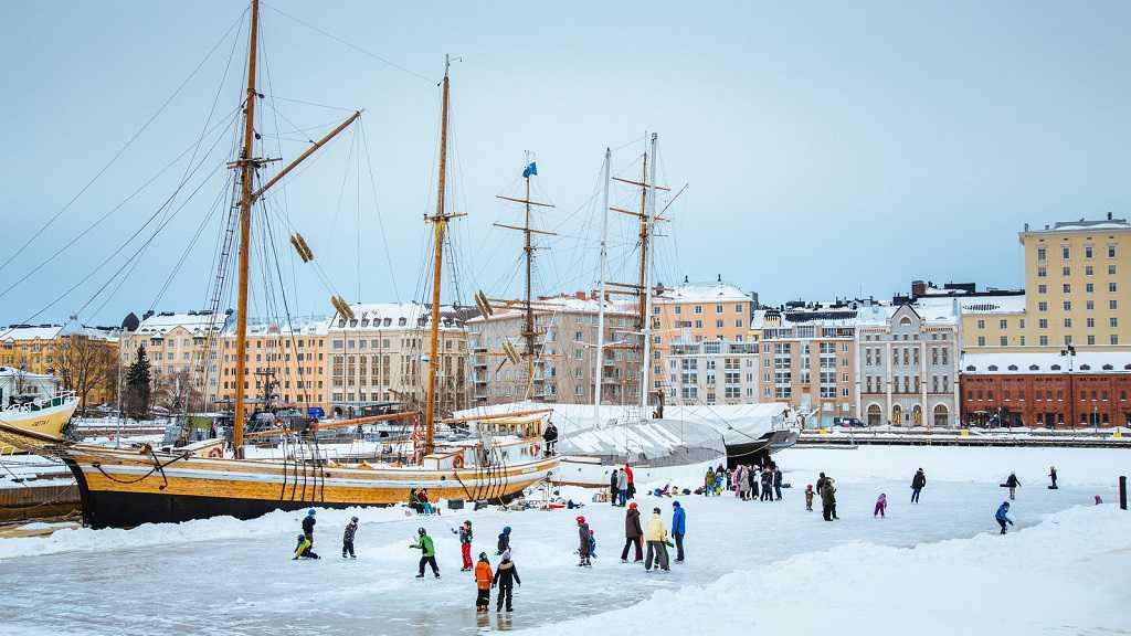 Kışın Helsinki nasıldır?