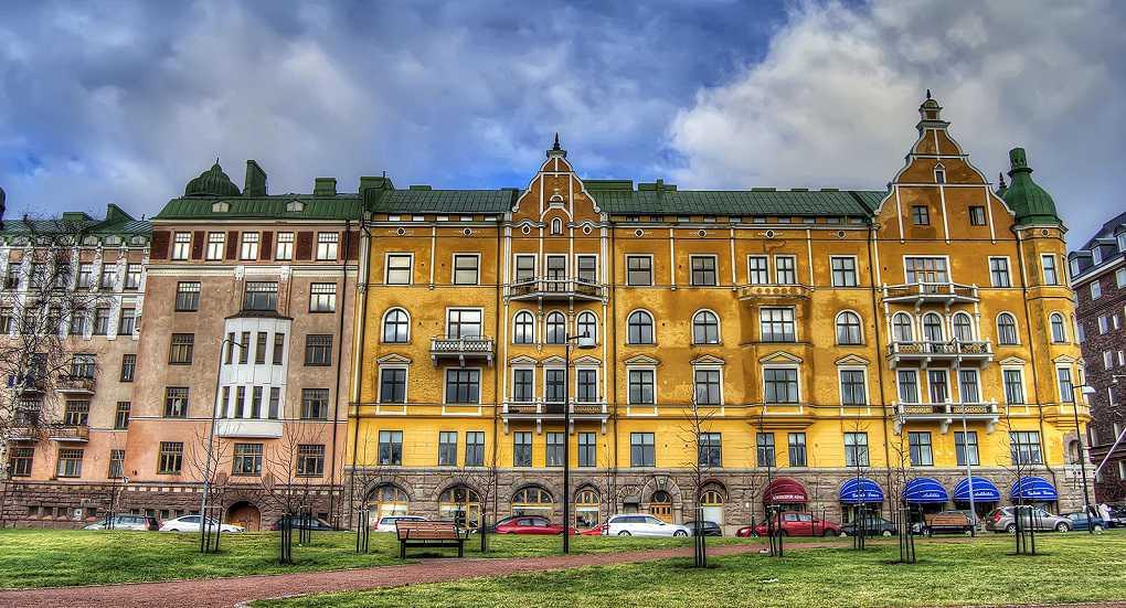 Helsinki'nin en güzel semtleri