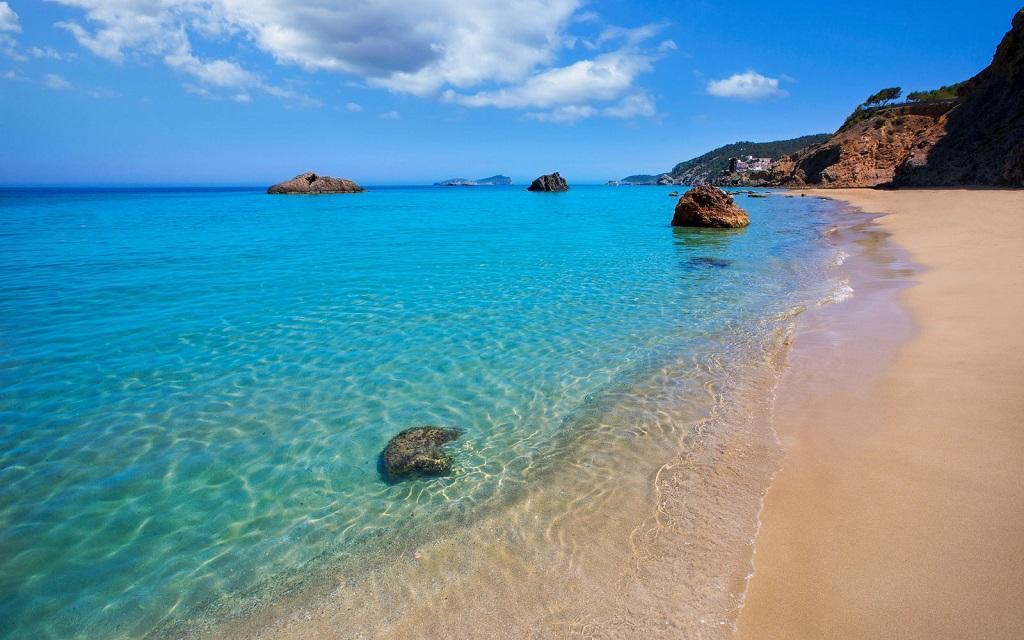 ibiza plajları