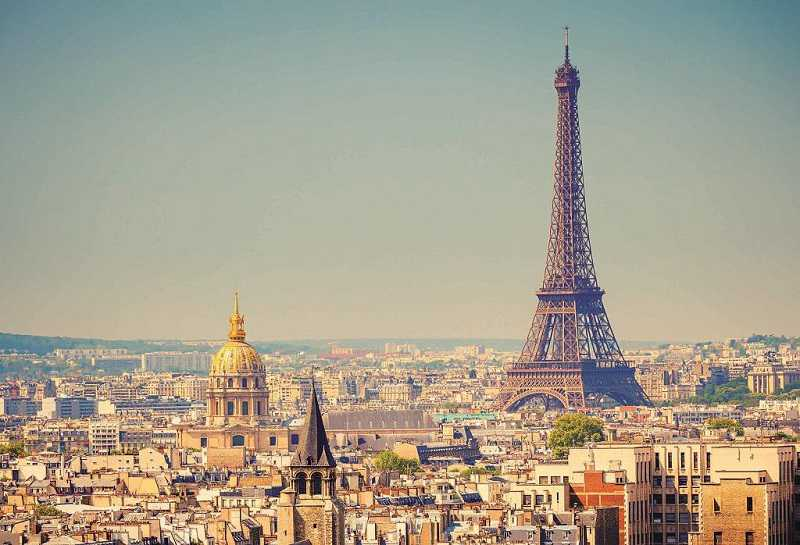Informationen zum Eiffelturm Paris, Gustave Eiffel