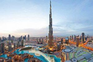 bilhete Burj Khalifa