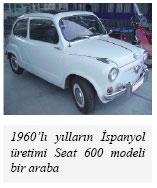 barselona 1960'lar endüstrisi, seat otomobil, franco, Barcelona 1960's seat car