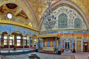 istanbul city tours, topkapi palace, harem section