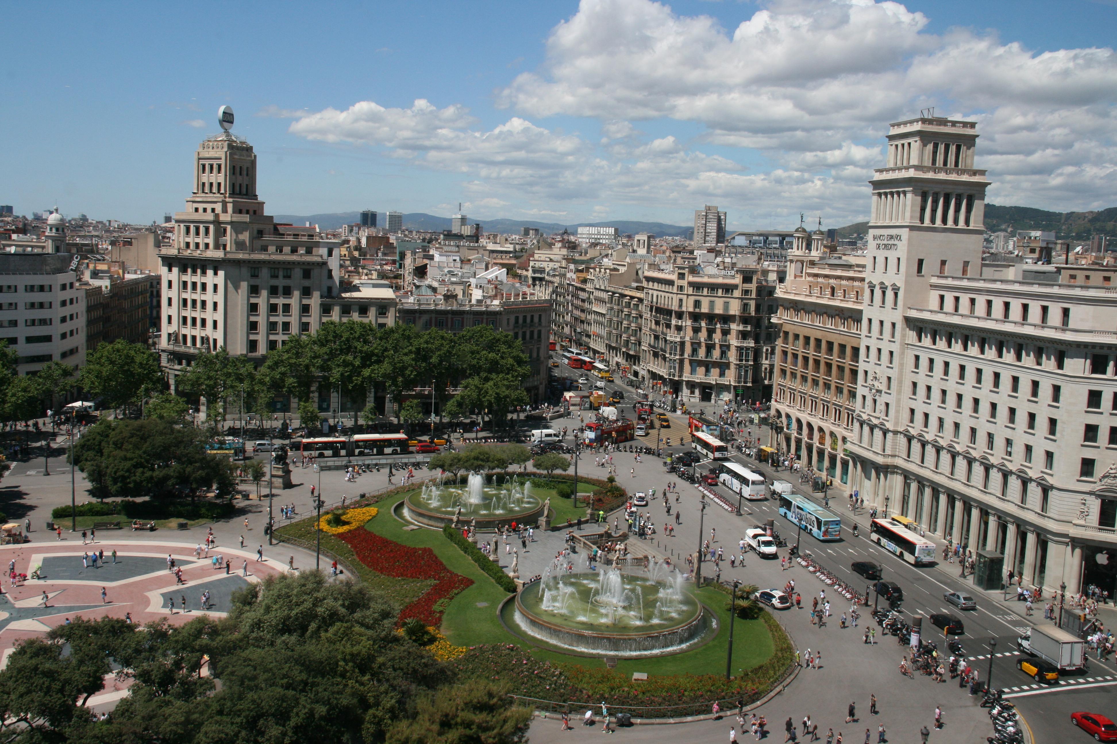 Katalonya meydanı