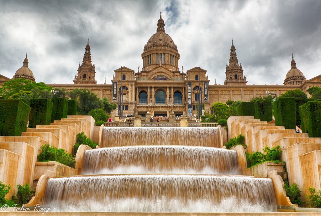 katalonya sanat müzesi