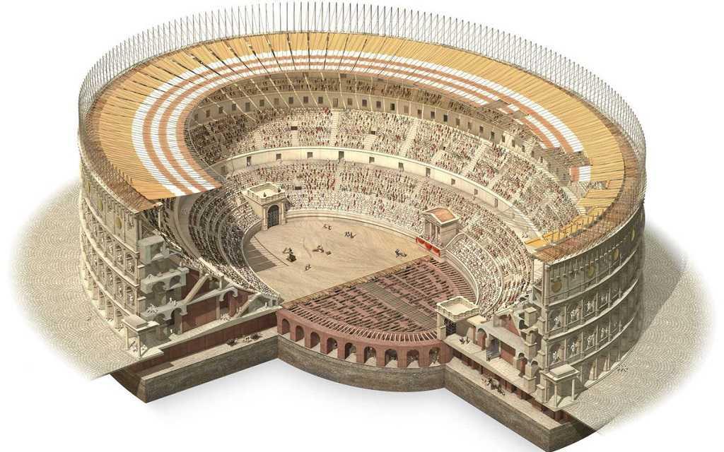 kolezyum, colosseum