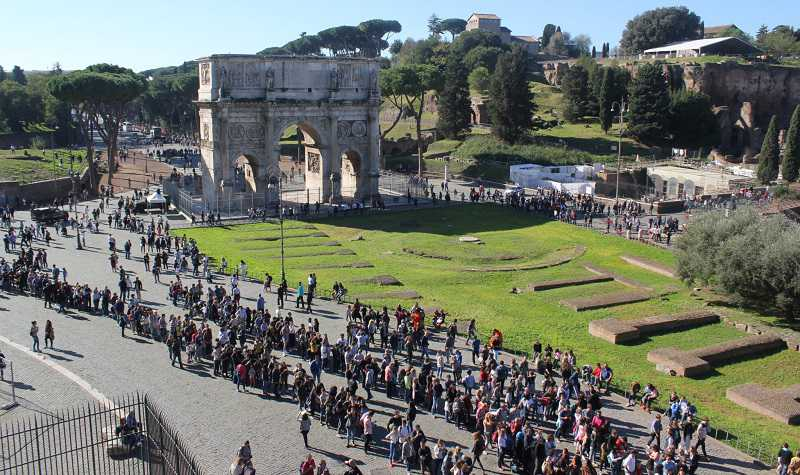 kolosseum vatikan eintrittskarten