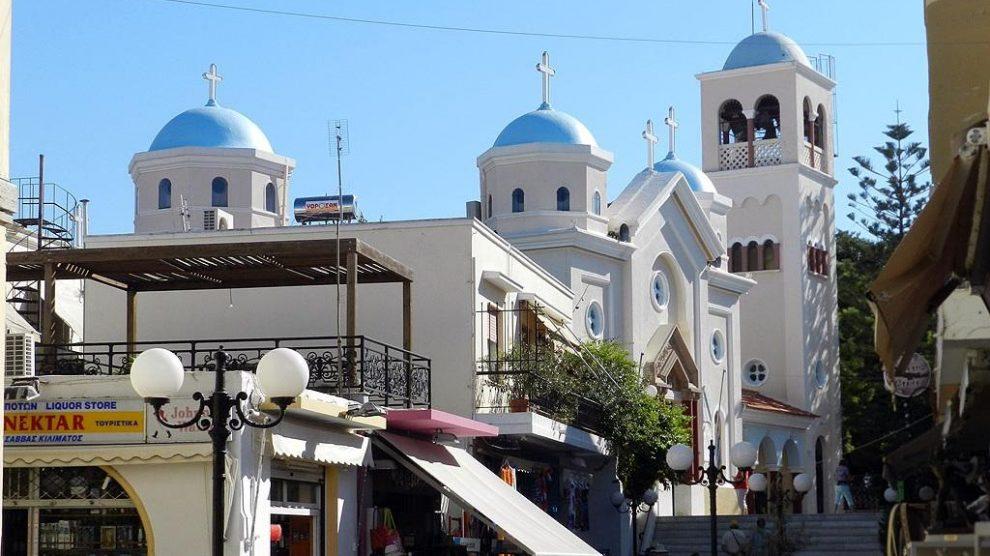 kos adası, agia paraskevi kilisesi