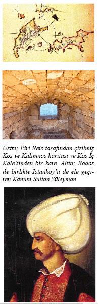 istanköy tarihi, kos tarihi, osmanlılar