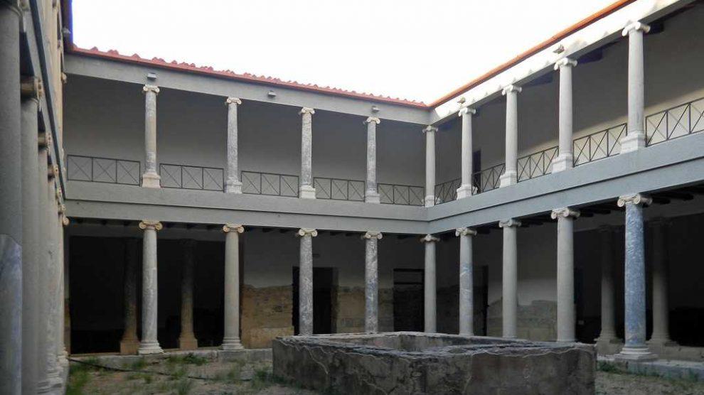 Casa Romana, kos adası