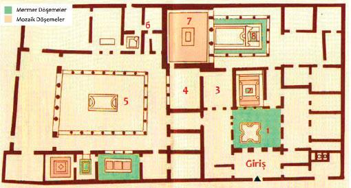 kos-roma-evi-plan