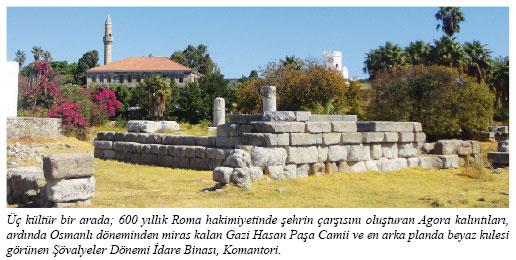 Kos Adası, İstanköy, tarihi