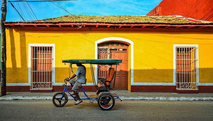 Küba trinidad
