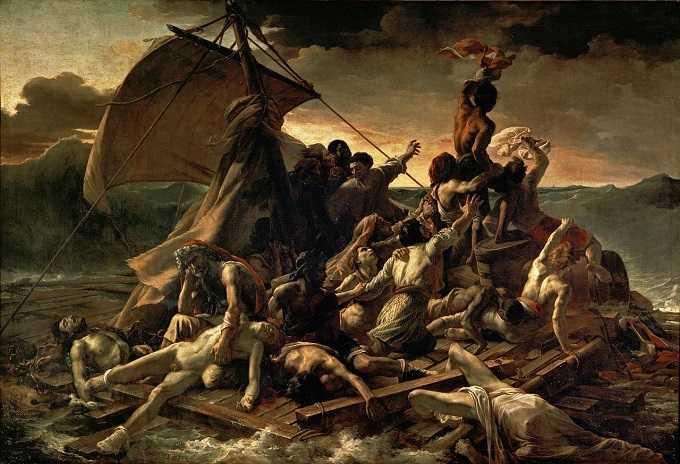 pinturas mejores en museo louvre