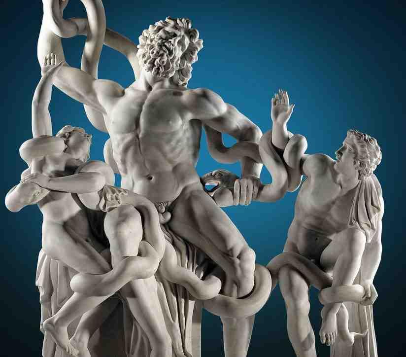 esculpturas famosas en museos vaticanos