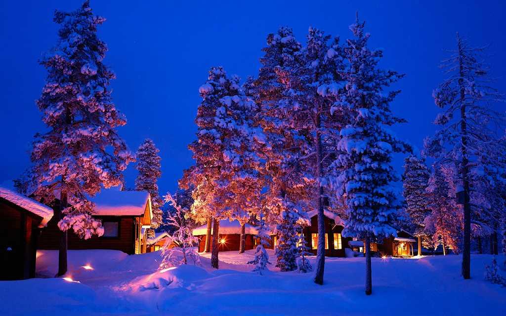 rehberli lapland kış turu