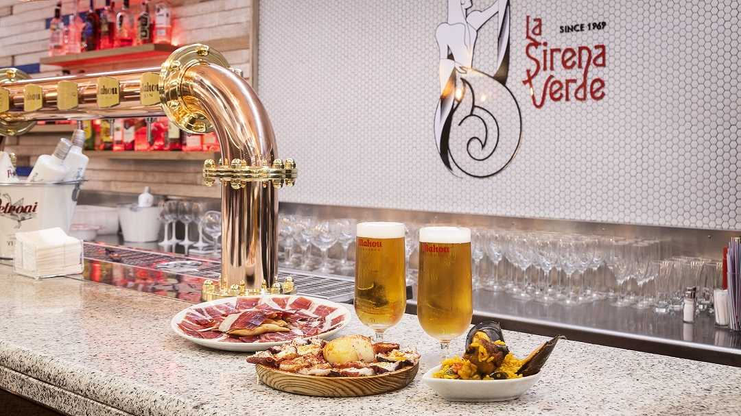 Madrid'de nerede yenir