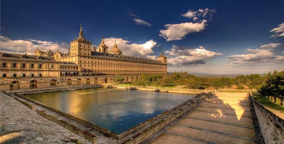 madrid, el escorial sarayı