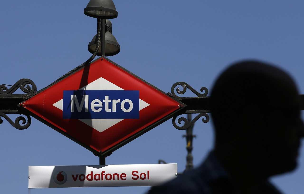 Madrid Metro Haritası