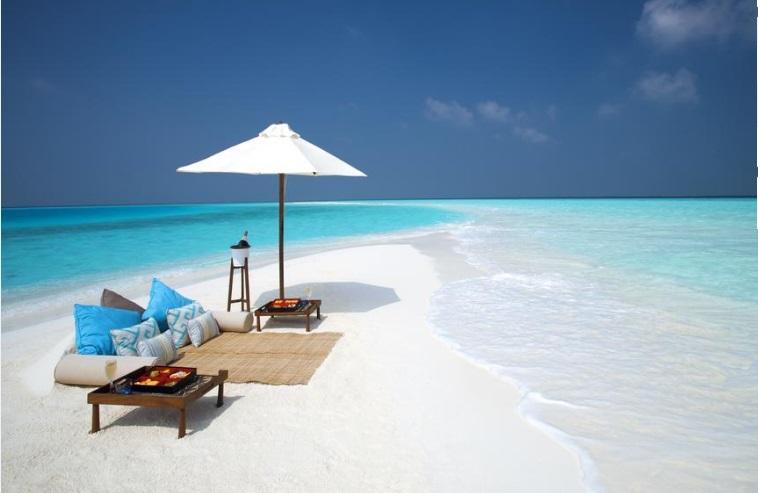 몰디브에 머물고 싶은 섬과 환초, 가장 호화로운 리조트와 호텔
