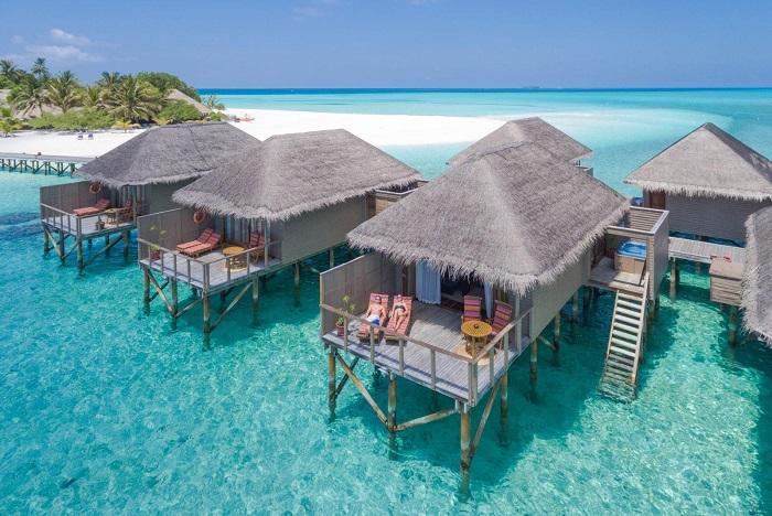 maldivler en güzel otel
