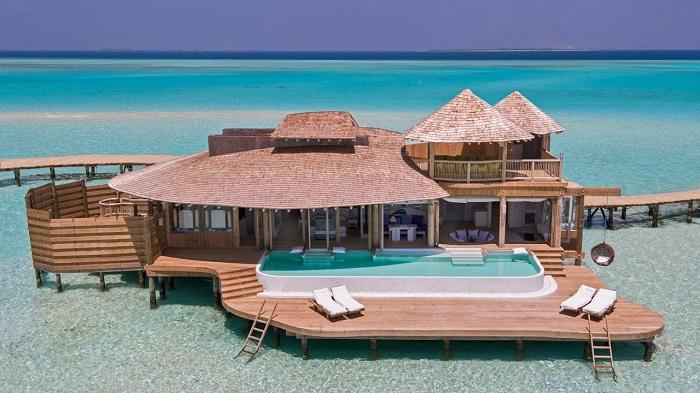 maldivler en iyi oteller