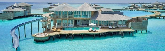 maldivler en lüks otel
