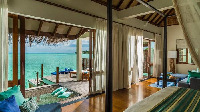 maldivler en lüx otel