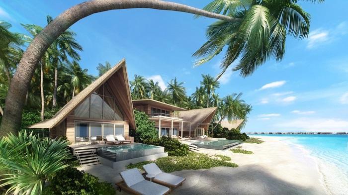 maldivler en pahalı oteller