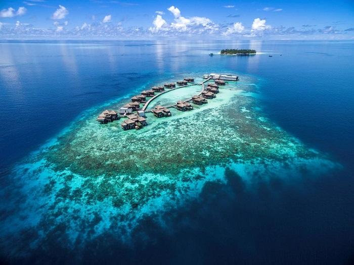 maldivler lüx oteller
