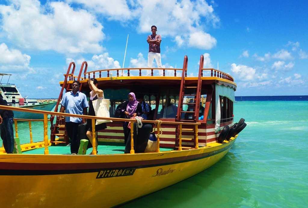 maldivler transfer