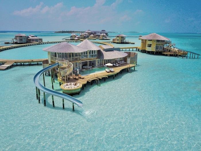 maldivlerin en iyi oteli