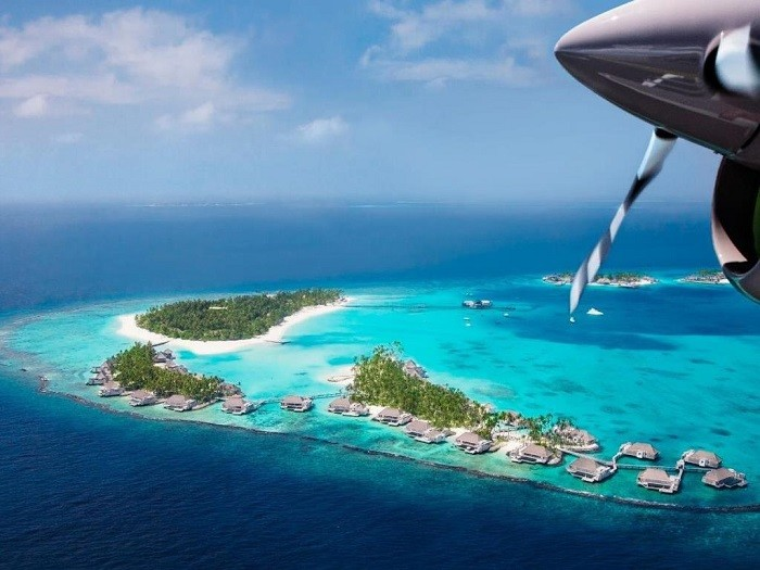 maldivlerin en lüks otelleri