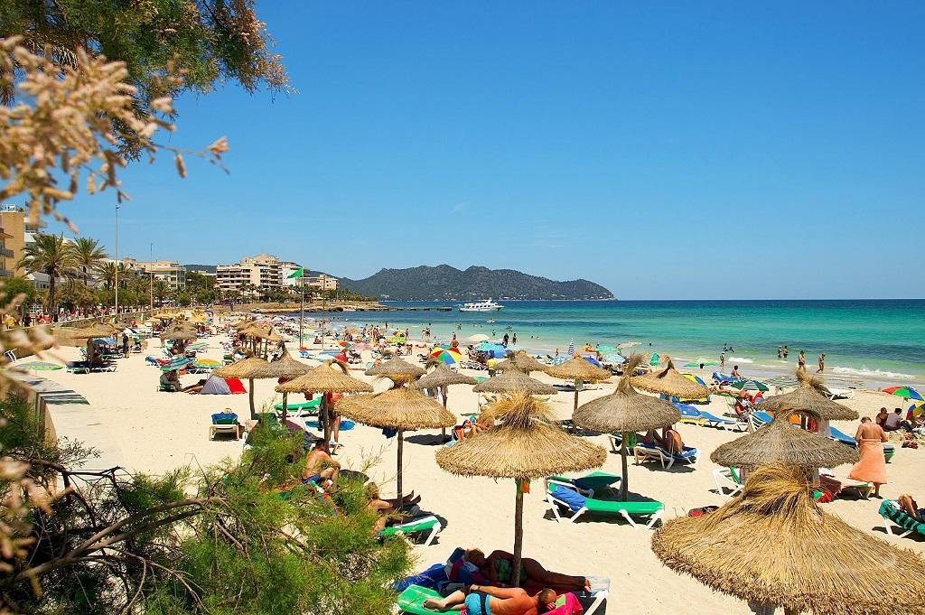 mallorca en güzel plaj