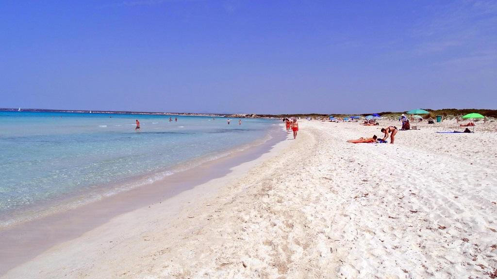 mallorcanin en güzel plajları