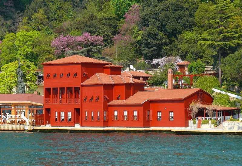 waterside mansions of bosphorus, bosphorus cruise tour